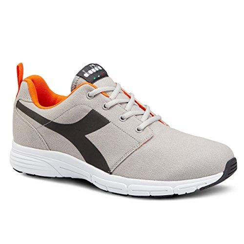 Diadora Unisex-Erwachsene J Run Trainingsschuhe C4713 BEIGE/NERO