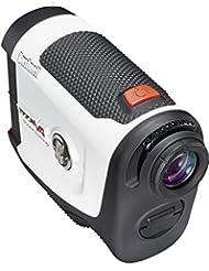 Bushnell Tour V4 Jolt Laser Rangefinder with Slope Technology White White
