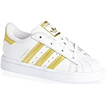 adidas Superstar I, Zapatillas Unisex Bebé