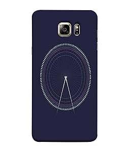 Fuson Designer Back Case Cover for Samsung Galaxy S6 Edge+ :: Samsung Galaxy S6 Edge Plus :: Samsung Galaxy S6 Edge+ G928G :: Samsung Galaxy S6 Edge+ G928F G928T G928A G928I (kanha natkhat makhan chor ornaments )