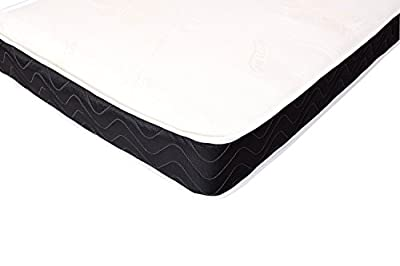 "Shorty Size 2ft6"" Mars Stress Free Mattress 75cm by 175cm Value Mattress For Kids, Cabin Beds, Bunks etc. FBR1131"