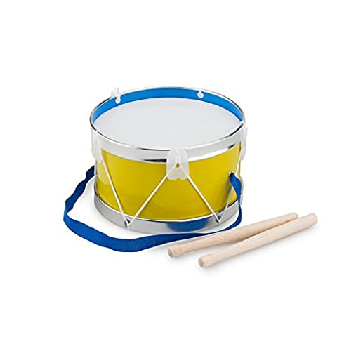 New Classic Toys–tambour–Jaune–Ø 17cm