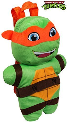 Character Plush Backpack ()