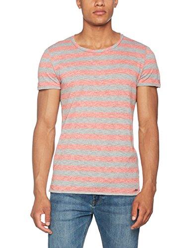 Garcia Herren T-Shirt Rot (Cement 2245)