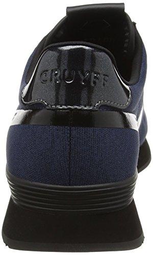 CruyffTrophy Rapid V2 - Scarpe da Ginnastica Basse uomo Blu (Navy)
