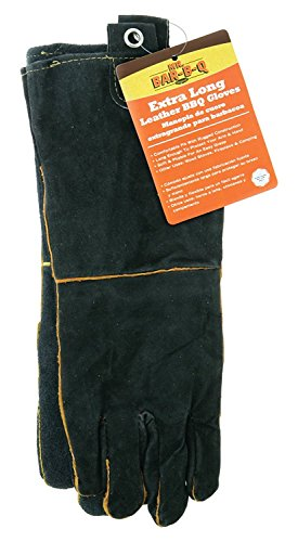 Mr Bar B Q 06440X Deluxe Triple AcciónM. Bar-B-Q 40113X Guantes de Cuero para Barbacoa