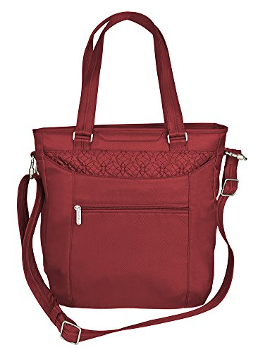 travelon-42760-sac-bandouliere-pour-femme-cranberry-rouge-42760-280