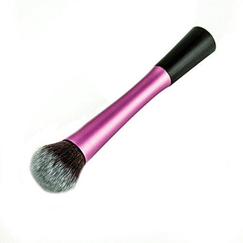 Blush Poudre Cosmétique Pointillé Pinceau Fond De Teint Outil De Maquillage Rouge Modèle1052