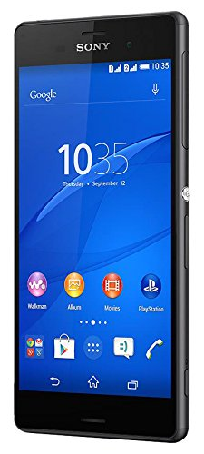 Sony Xperia Z3 Dual Smartphone (13,2 cm (5,2 Zoll) Touch-Display, 16 GB Speicher, Android 4.4) schwarz
