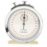 Yeshai3369 Cronografo Meccanico con Cronometro Meccanico A 60 Secondi