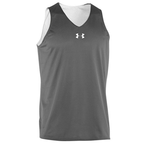 Under Armour UA Double Double Reversible Jersey MD Graphite (Under Armour Mesh-jersey)
