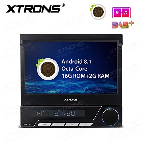 XTRONS Universal Single 1 DIN Android 8 1 Octa Core 7