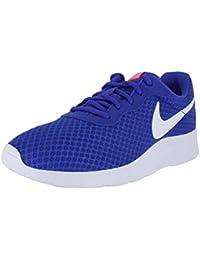 Nike - Zapatillas de running para mujer Paramount Blue White Lava Glow