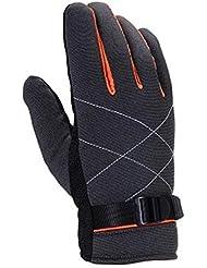 d'hiver d'écran tactile Paire Hommes chauds Épaissir complets Finger Gants