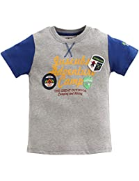 7e92d9d5f JusCubs Boys' T-Shirts: Buy JusCubs Boys' T-Shirts online at best ...