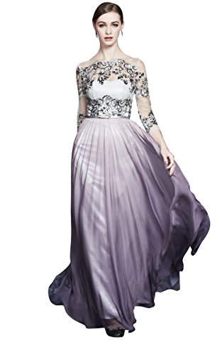 beauty-emily-gradiente-a-line-pleated-chiffon-boat-neck-half-sleeve-see-through-sequin-new-engagemen