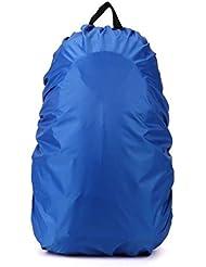 Soxid (TM) 35L port¨¢til cubierta de polvo a prueba de agua de lluvia para el viaje de camping Mochila Mochila Bolsa