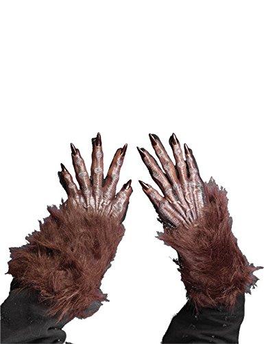 Braun Werwolf Halloween (Black Werwolf Kostüme)