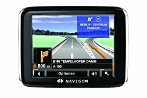 Navigon 2210 Satellite Navigation System - Full Europe