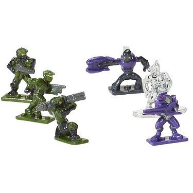 Halo Universe Metal Series Battle Pack 1 - 97034 -