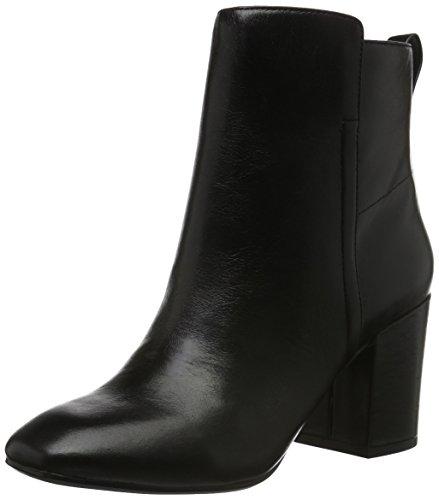 Frauen Aldo-stiefel (ALDO Damen Quria Kurzschaft Stiefel, Schwarz (Black Leather/97), 39 EU)