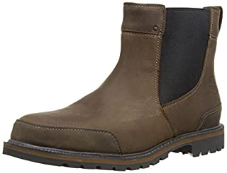 Timberland Herren EK FTM_Chestnut Ridge Chelsea WP Kurzschaft Stiefel, Braun (Dark Brown), 45.5 EU (B00HDZCISM) | Amazon price tracker / tracking, Amazon price history charts, Amazon price watches, Amazon price drop alerts