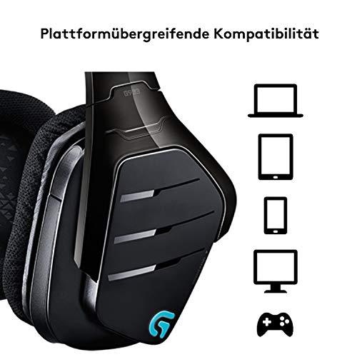 Logitech G933 Artemis Spectrum Kabelloses professionelles Gaming Kopfhörer - 5