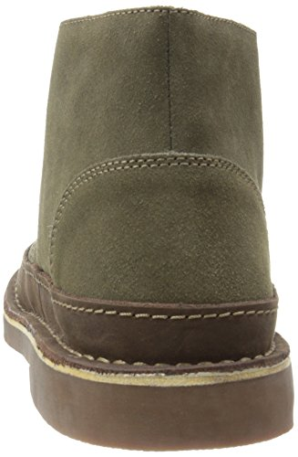 Clarks Bushacre Rand Chukka Boot Taupe Suede