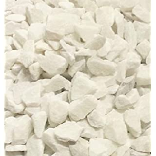SOOTHING IDEAS 500g White Decorative Stone Chippings 9-13mm