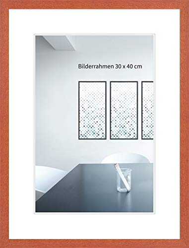 Holz-Bilderrahmen x 15