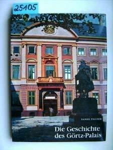 Die Geschichte des Görtz-Palais: Vornehmer Fremdling in Hamburgs Strassen (Veröffentlichungen des Vereins für Hamburgische Geschichte)