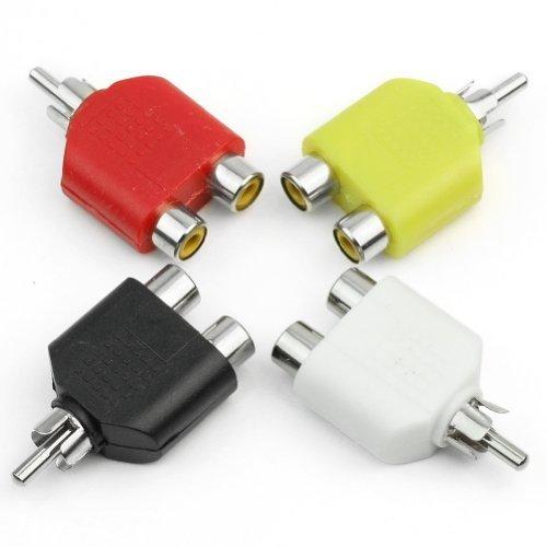 pinzhir-4x-rca-y-splitter-adapter-2female-to-1male-for-audio-video-av-tv-cable-convert