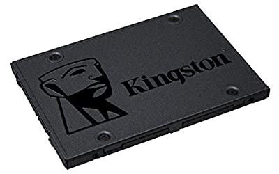 Kingston SSD A400 Solid State Drive 2.5 inch SATA 3
