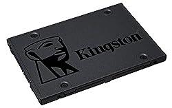 Kingston Sa400s37120g Solid-state-drive (2.5 Zoll, Sata 3) Schwarz