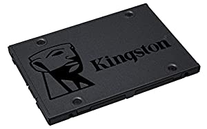 """+ componentes informáticos: Kingston SSD A400 - Disco duro sólido, 2.5"""", SATA 3, 480 GB"""