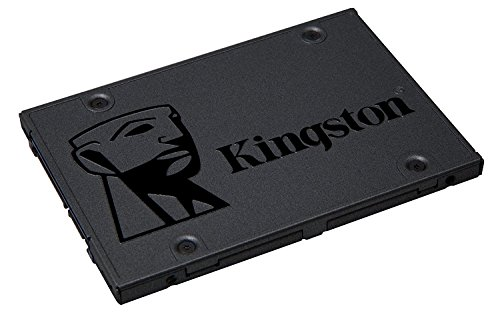Kingston SSD A400 - Disco duro sólido, 2.5', SATA 3, 120 GB