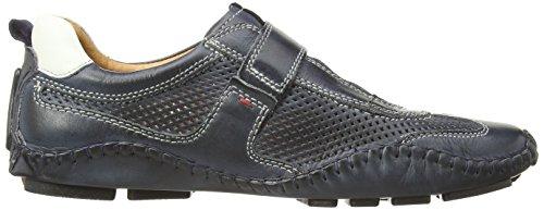 Pikolinos - FUENCARRAL 15A-2, Pantofoleda Uomo Blu (Navy Blue)