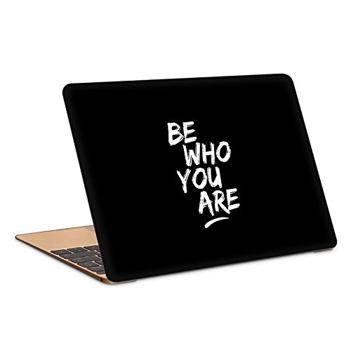 PosterGully Laptop Skin – Be Who You Are #bewhoyouare Laptop Skin | hd laptop skins for all brands – hp | dell | lenovo | acer