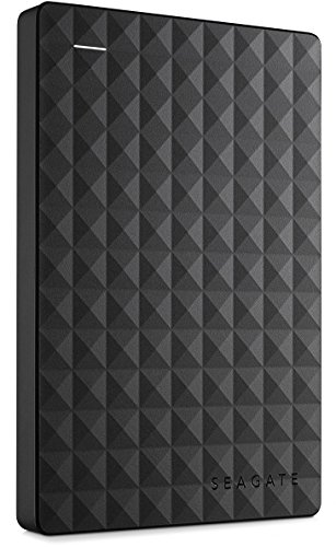 Seagate Expansion Portable, 4TB, externe tragbare Festplatte; USB 3.0, PC & PS4 (STEA4000400)
