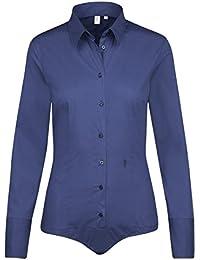 Seidensticker Schwarze Rose - Damen City-Body Bluse 1/1-lang (60.080620)