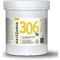 Naissance Burro di Karitè Non Raffinato Certificato Biologico Naturale al 100% - 500g