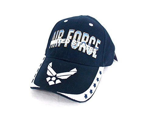 casquette-brodee-militaire-americain-us-air-force-cap-hat-neuf