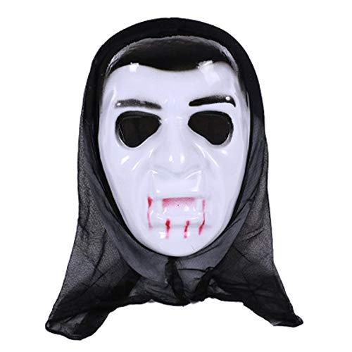 Durobayuusaku Halloween-Kostüm für Erwachsene Zubehör Erwachsenen Halloween-Kostüm Maske ()
