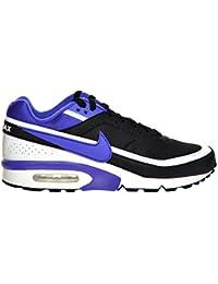 buy popular 62c47 80518 Nike Air Max BW OG Men's Shoes Black/Persian Violet/White 819522-051
