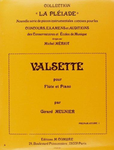 Valsette pour Flûte et piano