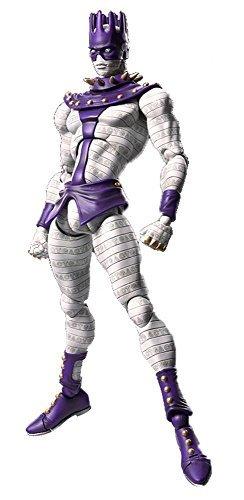 Super Action Statue Chozo Series Jo Jos Bizarre Adventure Part 6 Vi Stone Ocean White Snake (Hirohiko Araki Specified Color) Complete Scale Action Figure Character Model 78. Medicos Entertainment