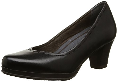 Tamaris 22422, Escarpins femme Noir (schwarz (black001))