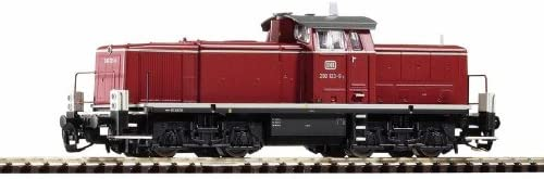 Piko TT 47260 Locomotive diesel H0 série 290 de la DB Beige, Ep. IV | De Nouveaux Produits 2019
