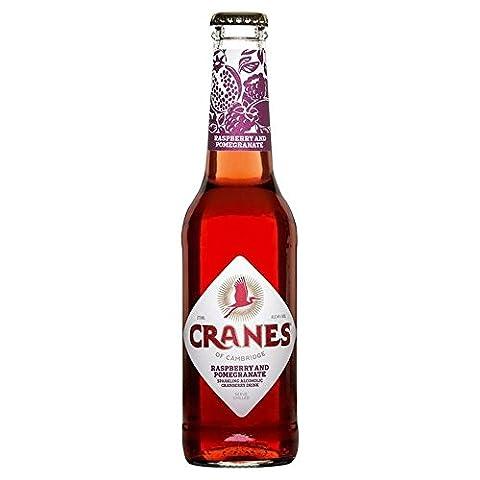 Cranes Raspberry & Pomegranate 275ml - (Pack of 2)