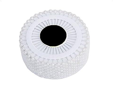 Hosaire 480 Pcs/set Nadel Mode Mit Weiß Perlen Nadeln